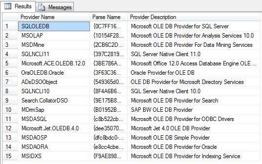 OLE_DB_Providers2